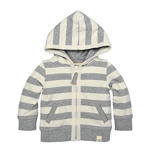 Burt's Bees Baby Baby Sweatshirt, Zip-up Hoodies & Pullover Sweaters