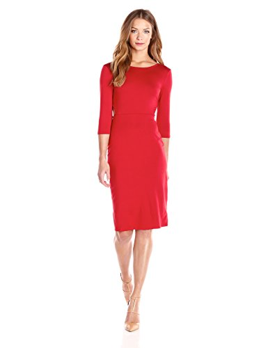 Rachel Pally Women's Arianne Reversible Dress, Rosso Large