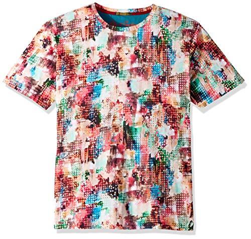 Robert Graham Men's Sparta Short Sleeve Knit Tshirt