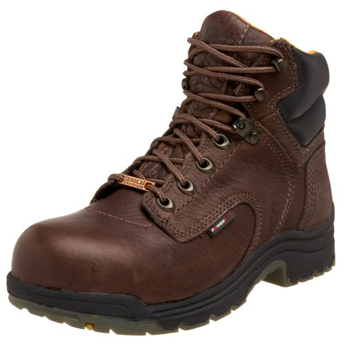 Timberland PRO Women's Titan WaterProof Boot,Brown