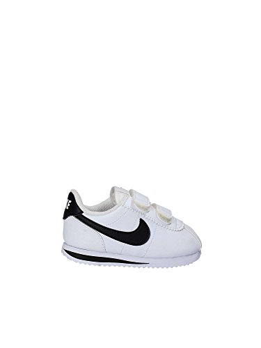 NIKE Cortez Basic SL Toddler's Shoes White/Black