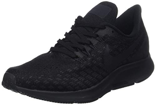 Nike Women's Air Zoom Pegasus 35 Running Shoes Black/White/Oil Grey