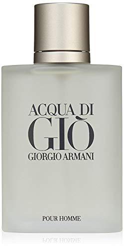 Acqua Di Gio By Giorgio Armani For Men. Eau De Toilette Spray