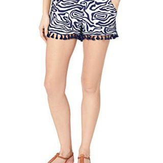 Trina Turk Women's Beach Cover Up Shorts