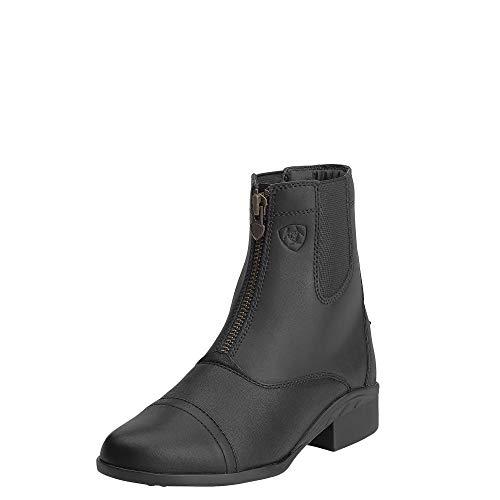 ARIAT Women's Scout Zip Paddock Boot Black