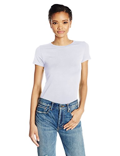 Majestic Filatures Women's Alison Short Sleeve Crew Neck Tee