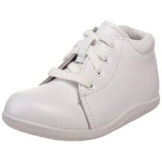 Stride Rite SRTech Elliot Bootie (Infant/Toddler), White