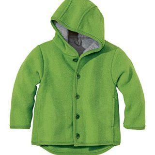 Disana 100% Merino Boiled Wool Jacket boy Girl Baby