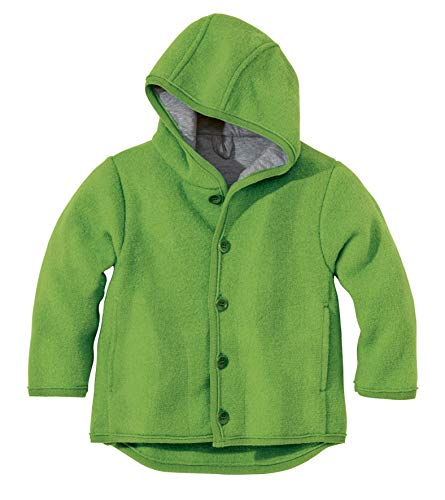 Disana 100% Merino Boiled Wool Jacket boy Girl Baby