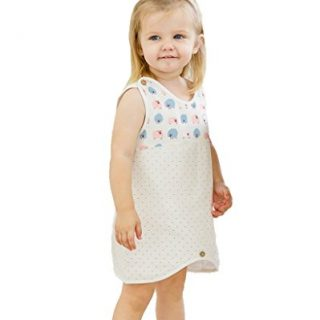 shieldgreen, Anti Radiation/EMF Shielding Unisex-Baby Sleeping Vest