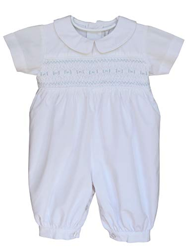 Carouselwear Special Occasion Baby Boy White