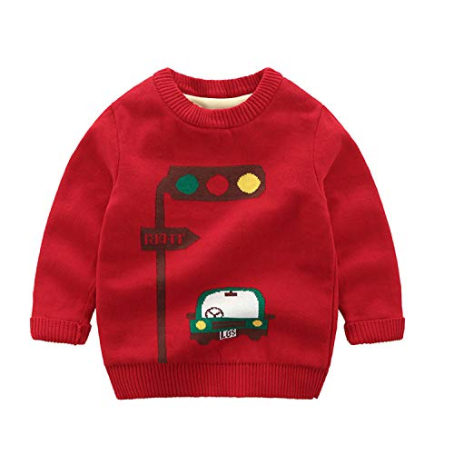 Christmas Sweaters Boys Sweaters Knitted Baby Sweater