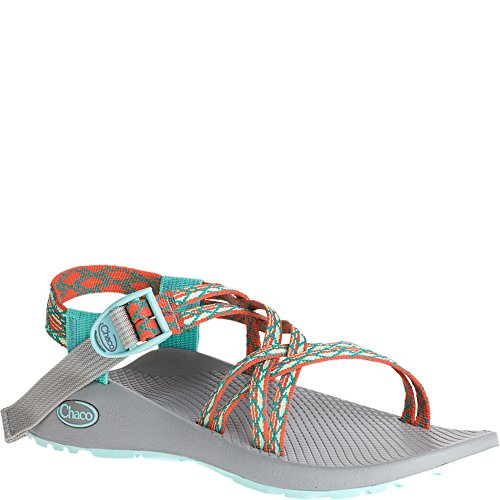 Chaco New ZX/1 Classic Paloma Tangerine 5 Womens Sandals