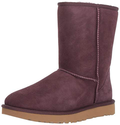 UGG Women's W Classic Short II Fashion Boot, Port