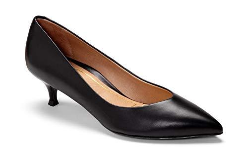 Vionic Women's Kit Josie Kitten Heels - Ladies Pumps