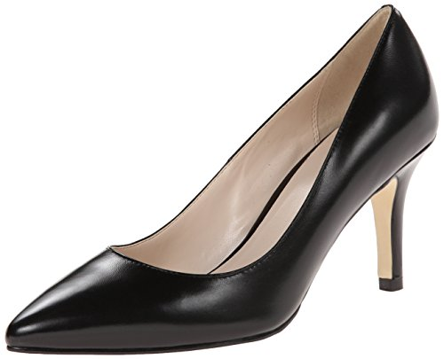 Cole Haan Women's Juliana Pump 75, Black Leather
