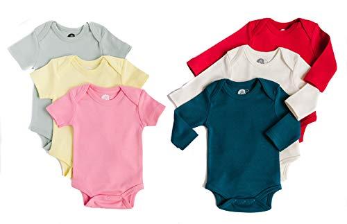 Basal Baby Unisex Baby's Favorite Bodysuits Baby Bundled Set