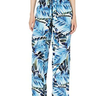 La Blanca Women's Swimsuit Cover Up Pant, Blue