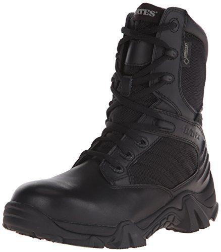 Bates Women's Gx-8 8 Inch Boot, Black