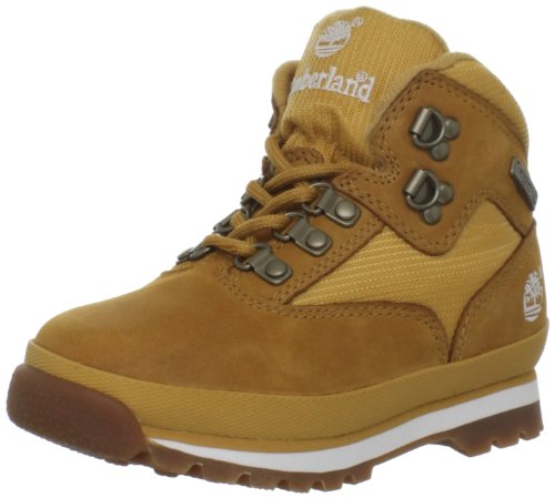 Timberland Euro Hiker Leather and Fabric Boot