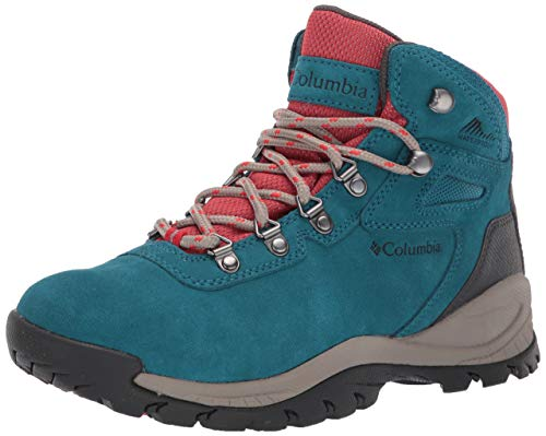 Columbia Women's Newton Ridge Plus, Aegean Blue/Cherrybomb
