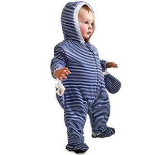 Merino Kids Winter Sherpa Play Baby Suit for Babies