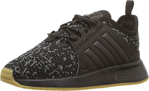 adidas Originals Kids Baby Boy's X_PLR I (Toddler) Black