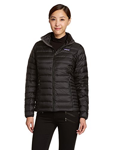 Patagonia Women Womens Down Sweater Puffer Black
