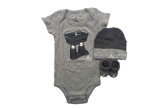 NIKE Jordan Jumpman 3 Piece Infant Set
