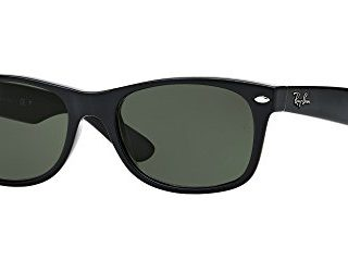 Ray Ban 52M Black/Green+FREE Complimentary Eyewear Care Kit