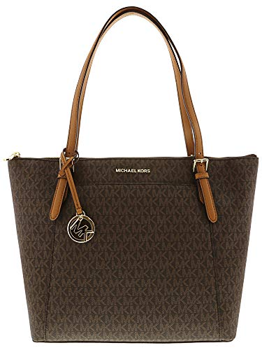 Michael Kors Women's Ciara - Large East West Top Zip Tote No Size
