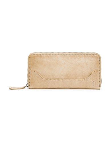 FRYE Women's Melissa Zip Around Leather Wallet
