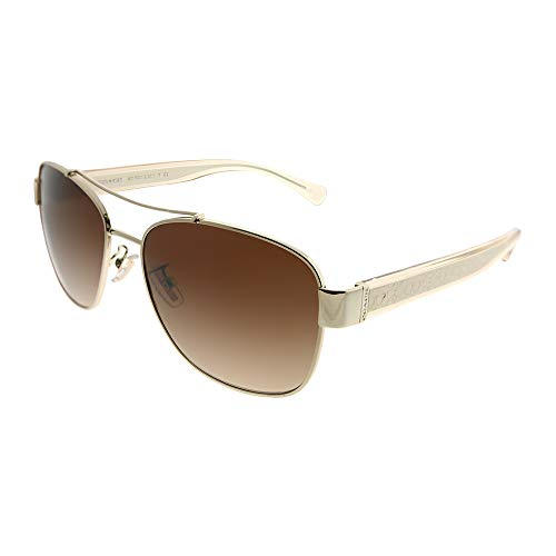 COACH Women's Light Gold/Crystal Light Brown One Size