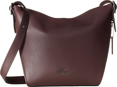 COACH Women's Dufflette in Natural Calf Leather