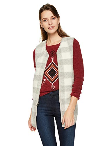 Woolrich Women's Chilly Days Long Wool Vest
