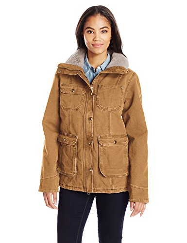 Carhartt Women's Weathered Duck Wesley Coat