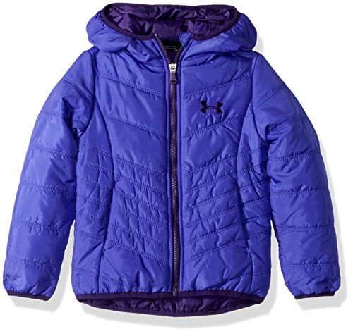 Under Armour Baby Girls' Toddler ColdGear Prime Puffer Jacket