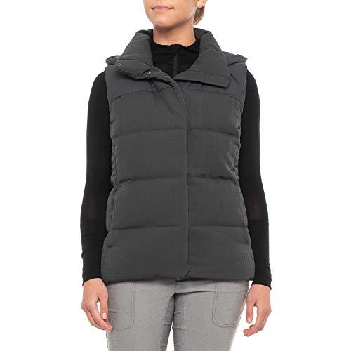 The North Face Women's Nuptse Down Vest Asphalt Grey