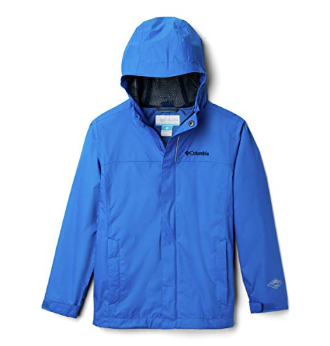 Columbia Boys' Little Watertight Jacket, Waterproof and Breathable