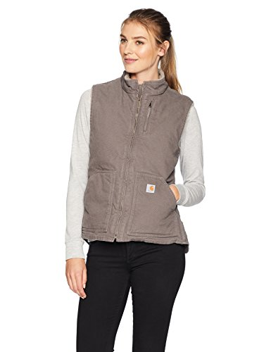 Carhartt Women's Mock Neck Sherpa Lined Vest