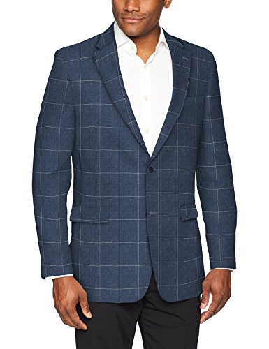Tommy Hilfiger Men's Modern Fit Stretch Blazer