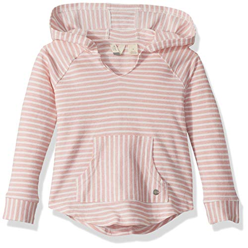 ROXY Girls' Big Long Waves Top, Rosette Marina Stripes