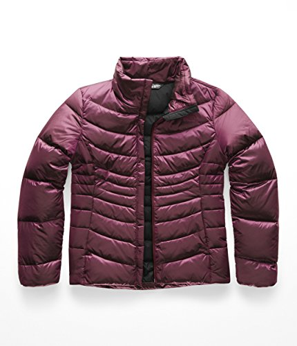 The North Face Women's Aconcagua Jacket II - Shiny Fig - S
