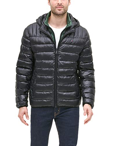 Tommy Hilfiger Men's Ultra Loft Insulated Packable Jacket