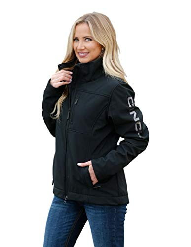 Cinch Women's Concealed Carry Bonded Jacket Black Small