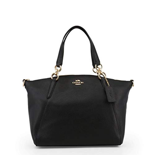 COACH Pebble Leather Small Kelsey 2018 Collection