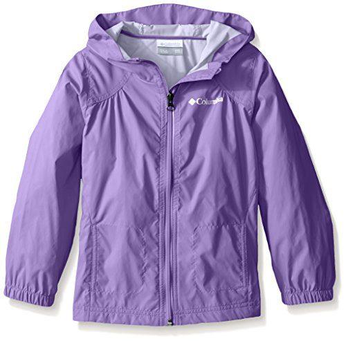 Columbia Girls' Toddler' Switchback Rain Jacket