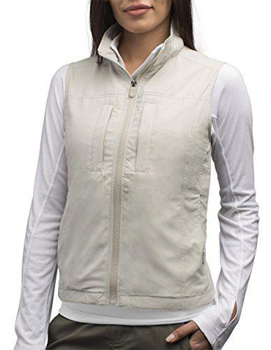 SCOTTeVEST Featherweight for Women - Lightweight Travel Vest