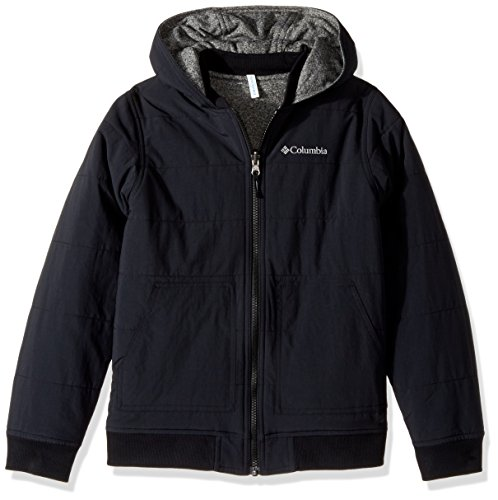 Columbia Boys' Big Evergreen Ridge Reversible Jacket