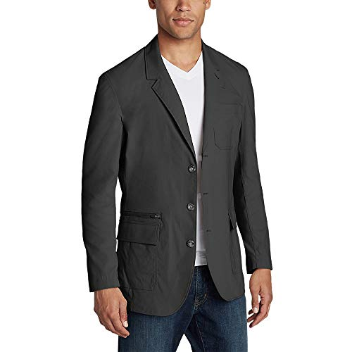 Eddie Bauer Men's Voyager 2.0 Travel Blazer Tall